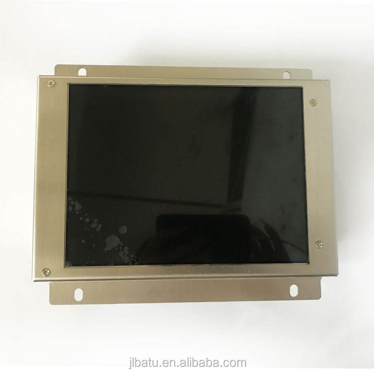 A61L-0001-0072 New 9inch Numerical control LCD Replace FANUC CNC DC24V CRT LCD THE BEST QUALITY