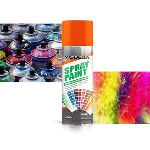 Visbella New Design Metal Color Spray Paint for Factory Direct Sales