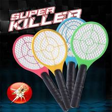 2019 Latest Electric Fly Swatter Killer Eco-friendly Mosquito Bat, Gecko Mosquito Bat fly swatter
