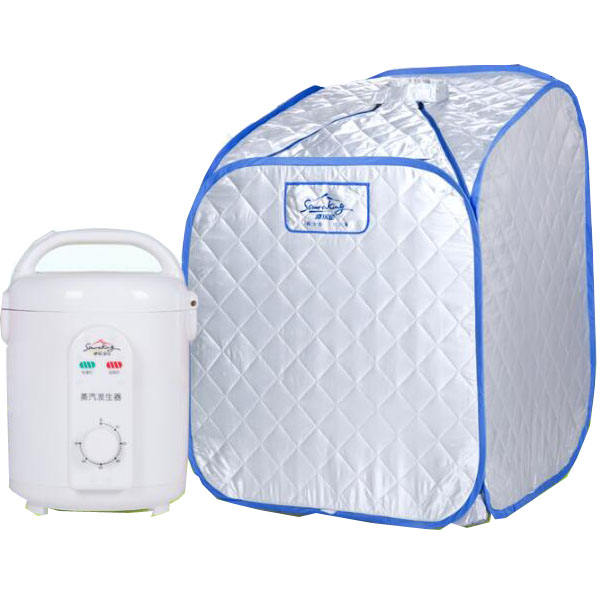 Saunaking new design portable folding steam sauna tent sauna spa
