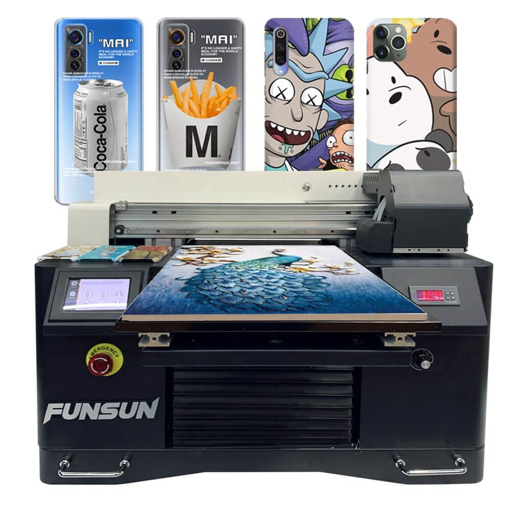 China Professional UV Printer Supplier Best-Selling UV Printer in America