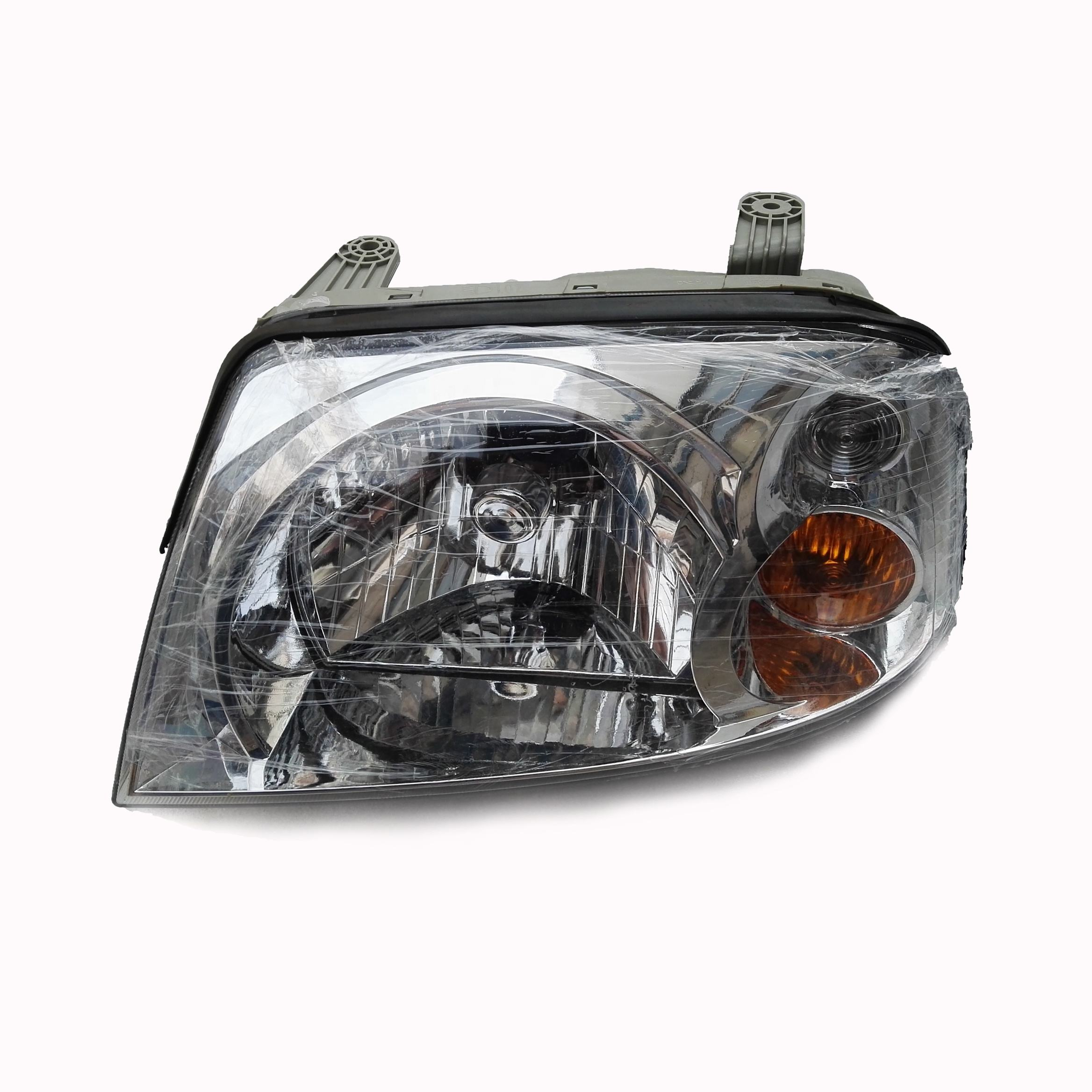 Factory outlet head light for Hyundai ATOS 04 auto parts lamp OEM L 92101-05510 R 92102-05510 plastic headlamp normal