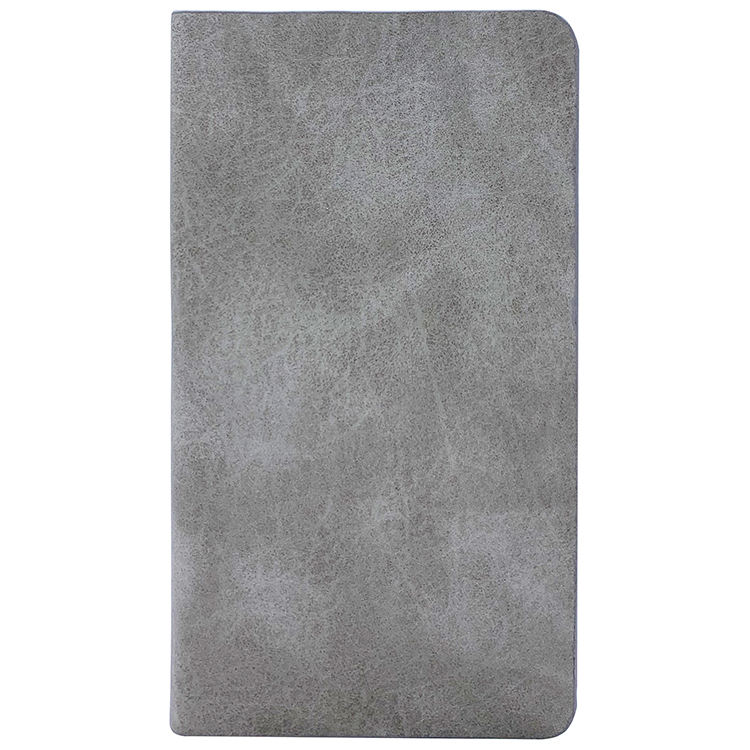 Customized High-Grade Imitation PU A6 Diary Soft Leather Notepad