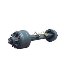 Strong loading capacity 13ton trailer axles