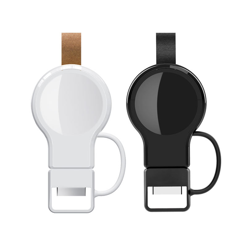 Cargador de reloj inalámbrico USB portátil, carga magnética, Newdery, Amazon Factory para Apple Watch Series 6 SE 5 4 3 2 1 Nike +, 2021