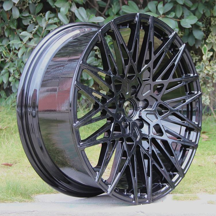 Colored Painting Forged deep Concave Alloy Rims Wheels 20 21 22 23 inch 5x112