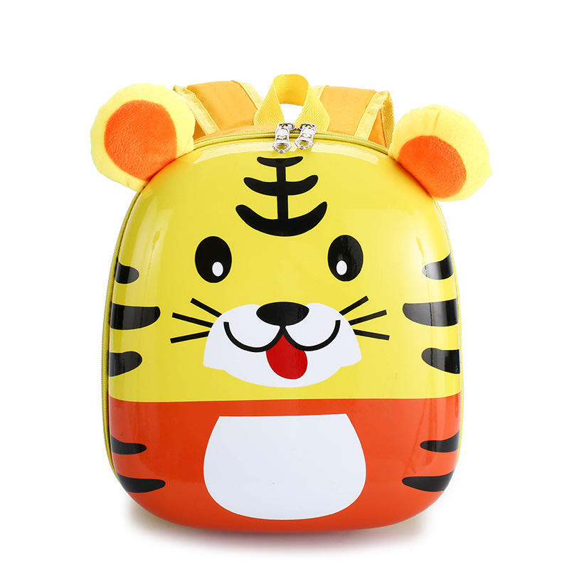 3D EVA three-dimensional rabbit dinosaur tiger animal cartoon students backpack school bag for girls and boys