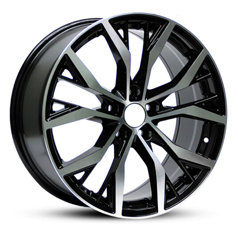 17 19 inch wheels ET 35-45 alloy car wheels superior brand tires manufacture's in china 5x112 wheels for Volkswagen