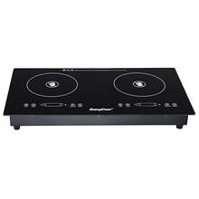 2020 Touch Control Double Induction Cooker For Home Appliances Electric
