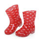 Water Snow Shoes Safety_Boot_Sale Knee High Rubber Heel Women Kids Rain Boots