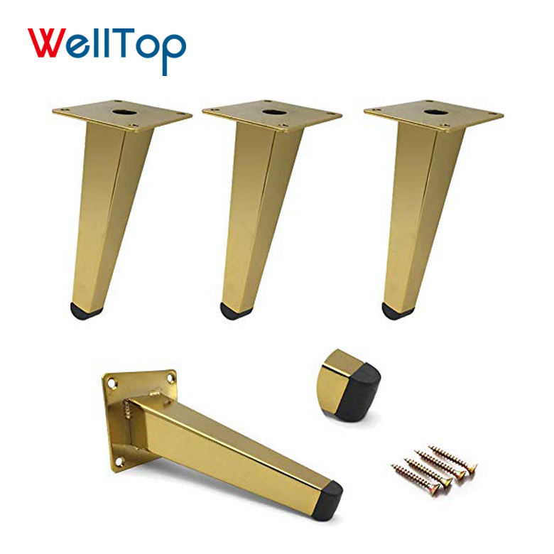 2020 The newest steel furniture legs feet for sofa VT-03.073