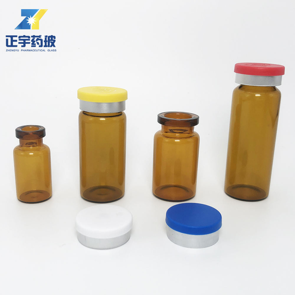 Liquid [ Glass Bottle ] Glassglassglass Glass Bottle 20ml 5ml 10ml 15ml 20ml Small Amber Medical Glass Bottle For Liquid Medecine Purposes