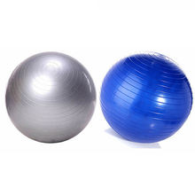 55cm 65cm 75cm Pvc Colorful Exercise Gym Yoga Ball With Air Pump