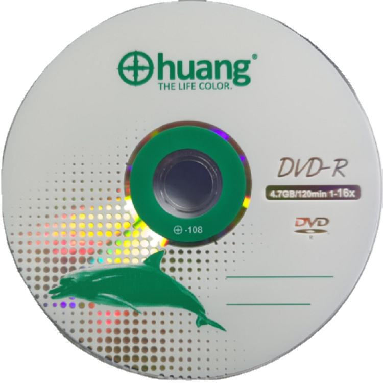 cd dvd manufacturer wholesale high quality empty dvd r 16x 4.7gb 120min blank disc