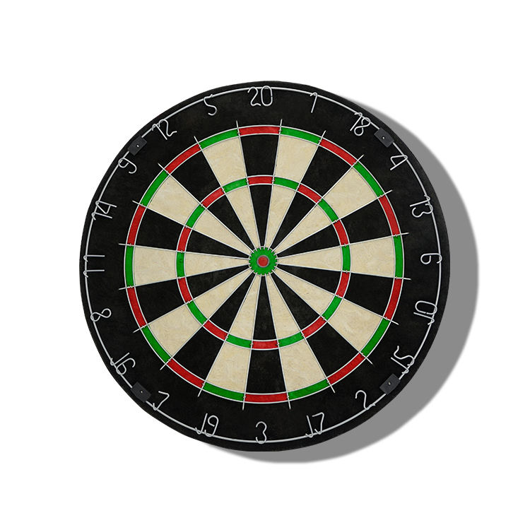 Factory Wholesale Custom Club Sports Game Sisal Bristle Dartboard