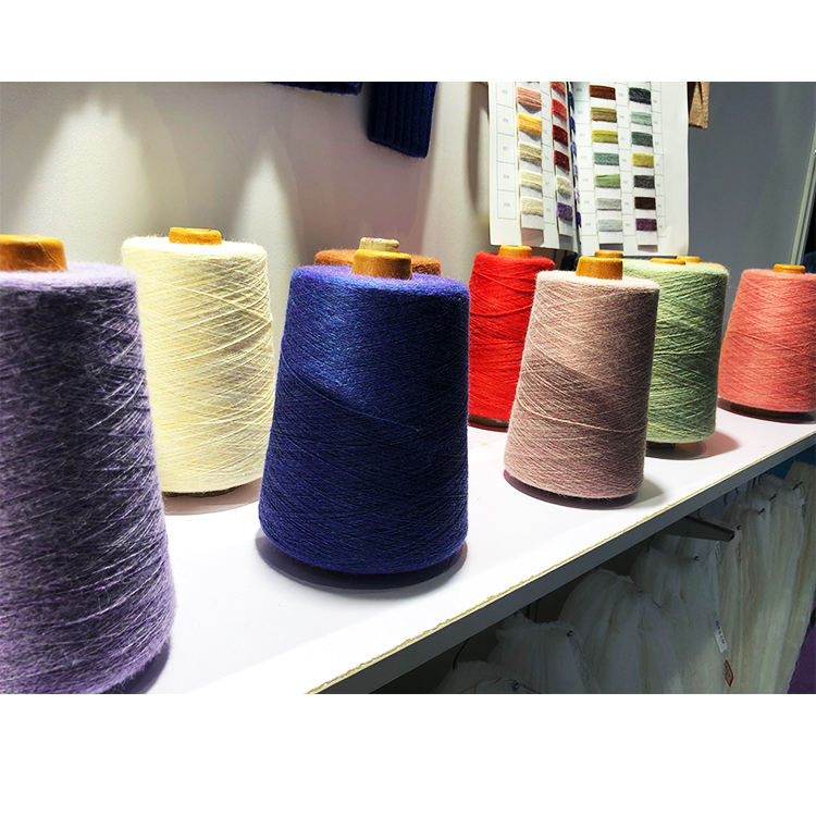 Wholesale 100% acrylic yarn for sweater