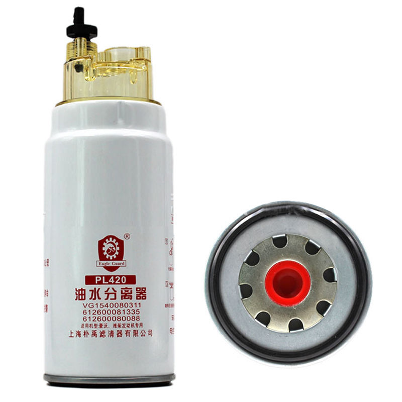 Carman High Quality oil filter fuel filter air filter for china weichai LGMG truck for sale