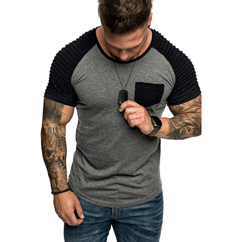 Hot Sales Summer T-shirt Wholesale China Custom T Shirt Men
