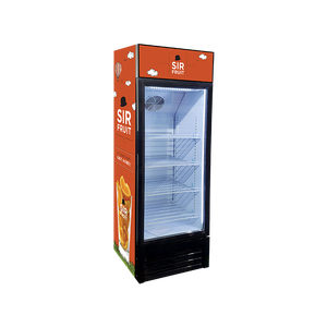 SC190B Beverage Display Cooler, Commercial Refrigerator