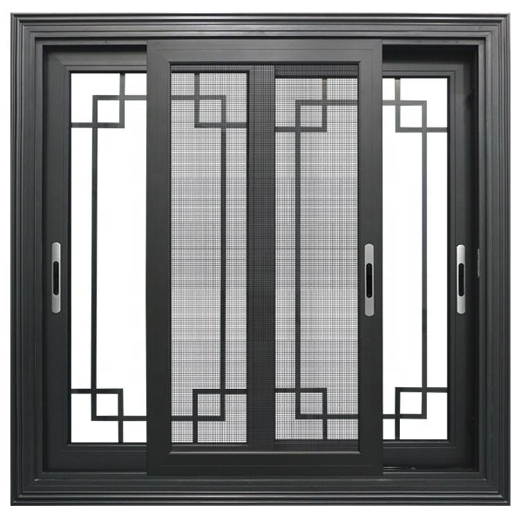 aluminum glass window and door