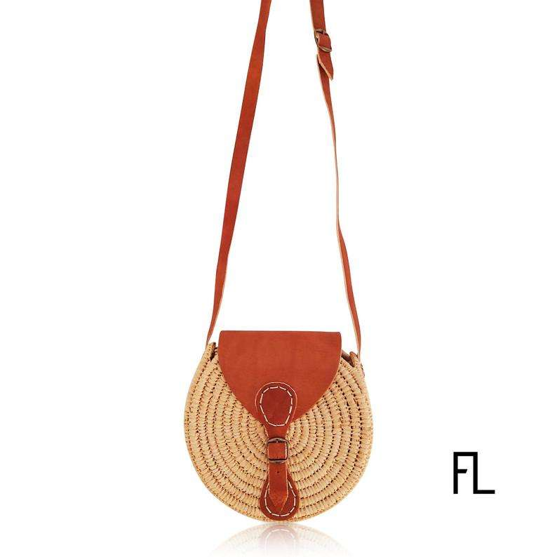 Moroccan Original Artisan Women's Bag