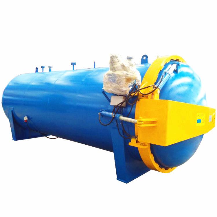 ASME Hot air vulcanization equipment for auto spare parts