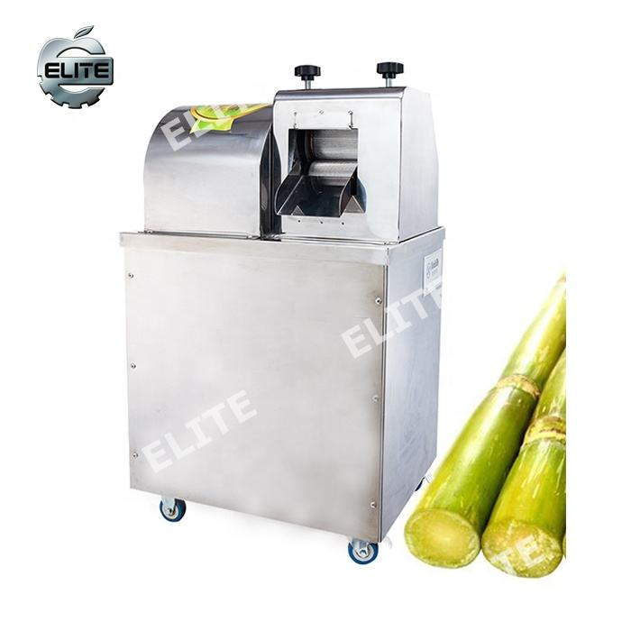 Manual Sugar Cane Juicer Crusher Machine Commercial Sugarcane