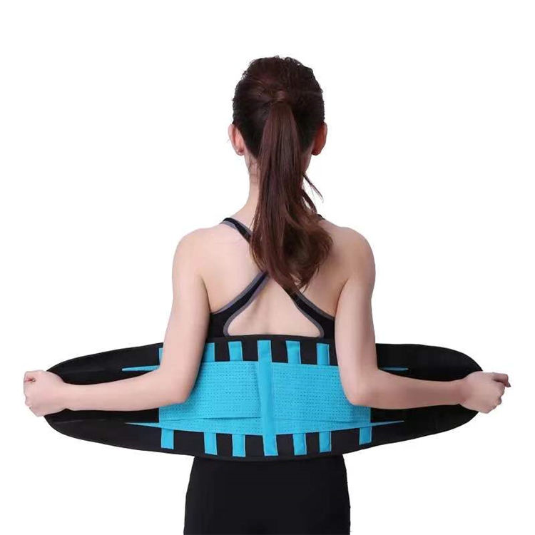 Pinhole breathable design is one of the best products for bodybuilding for Protect your waist for indoor and outdoor fitness act