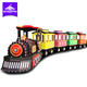 children game outdoor children electric rides mini traickless train for sale