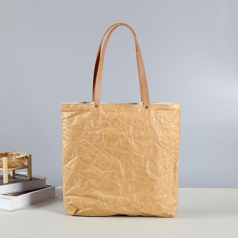 Custom Shopping Bag Nomex Non-woven Bag Degradable Eco-friendly Recycle Tote Bag