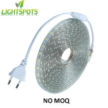 Factory Low Price Driverless PVC IP68 Waterproof SMD 5050 Flexible Led Strip 220V