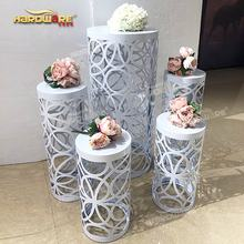 Event party supplies hollow flower stand mariage wedding decoration party