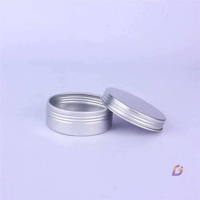 alloy tea cans Sealed aluminum cans Small size metal tea cans