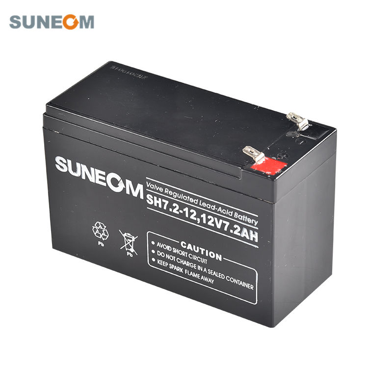 heavy weight 12v 7.2ah battery storage batteries 7.2ah 12v 7ah maintenance free battery for ups system