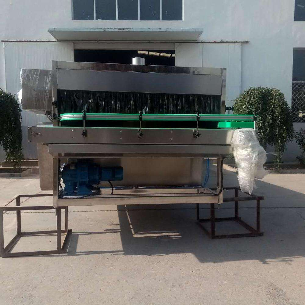 milk glass bottle pasteurizer Machine milk sterilizing plant equipment milk packaging machine