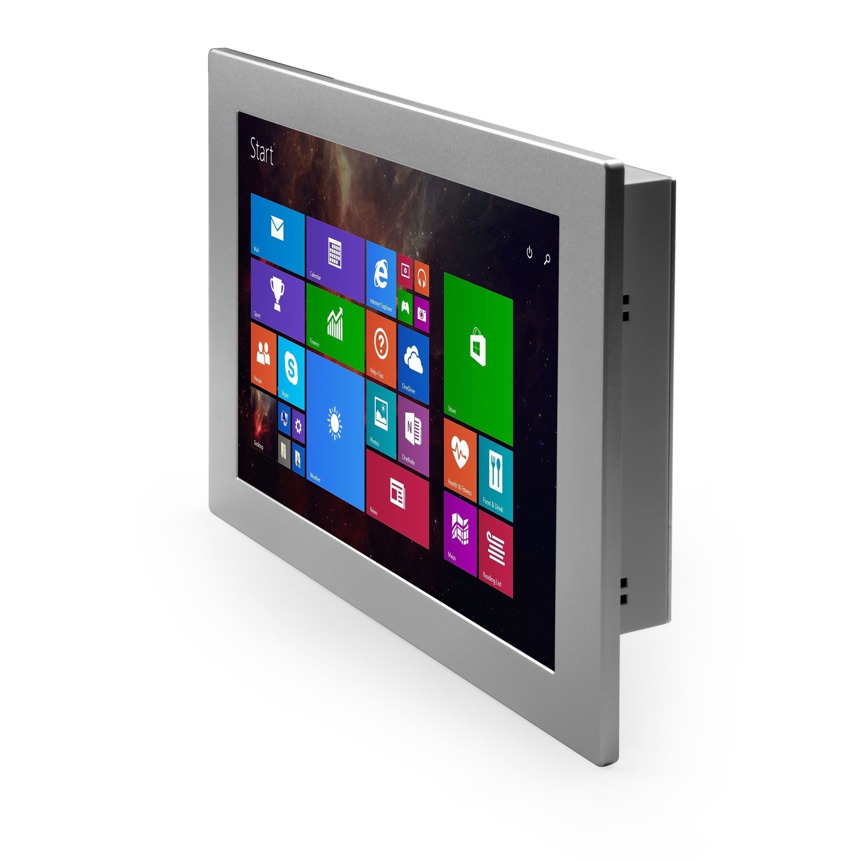 15 InchCeleron J1900 rugged PC Intel high performance lap IP65 resistive touch screen