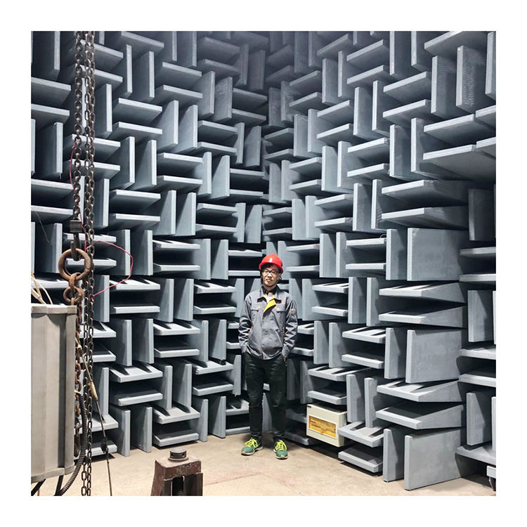 Wholesale china merchandise Sound Insulation Noise Reduction System Anechoic chamber