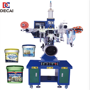 Heat transfer machine used for plastic printing machine