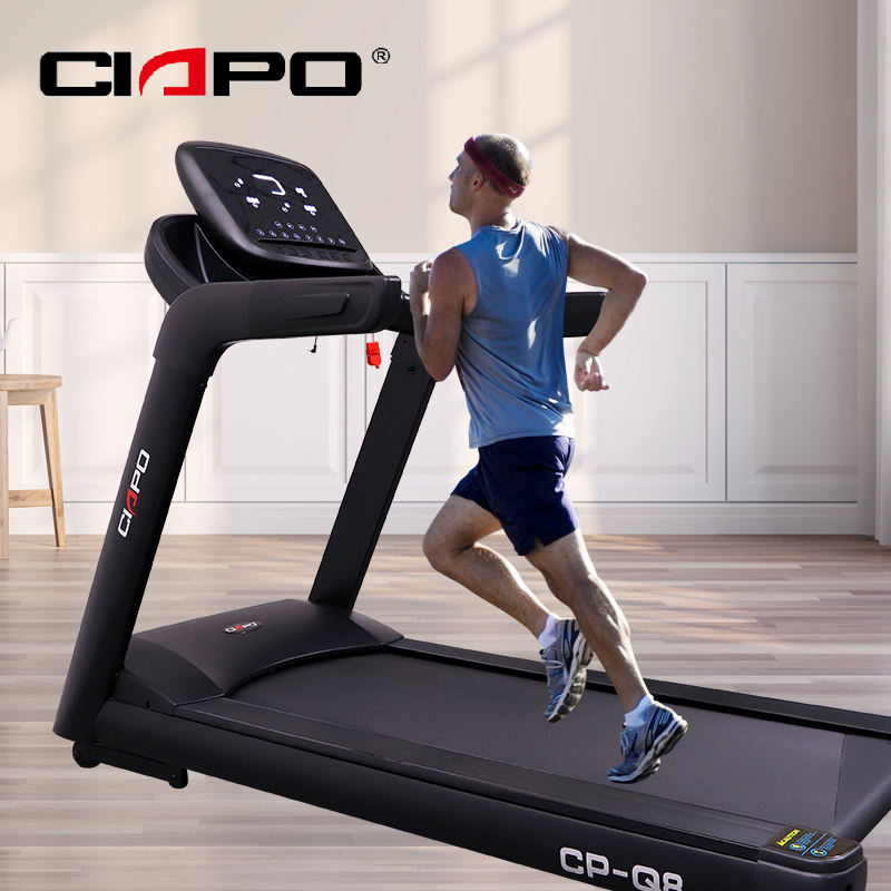 Gym equipment commercial treadmill fitness motorized body fit new fitness electric gym treadmill exercise running machine