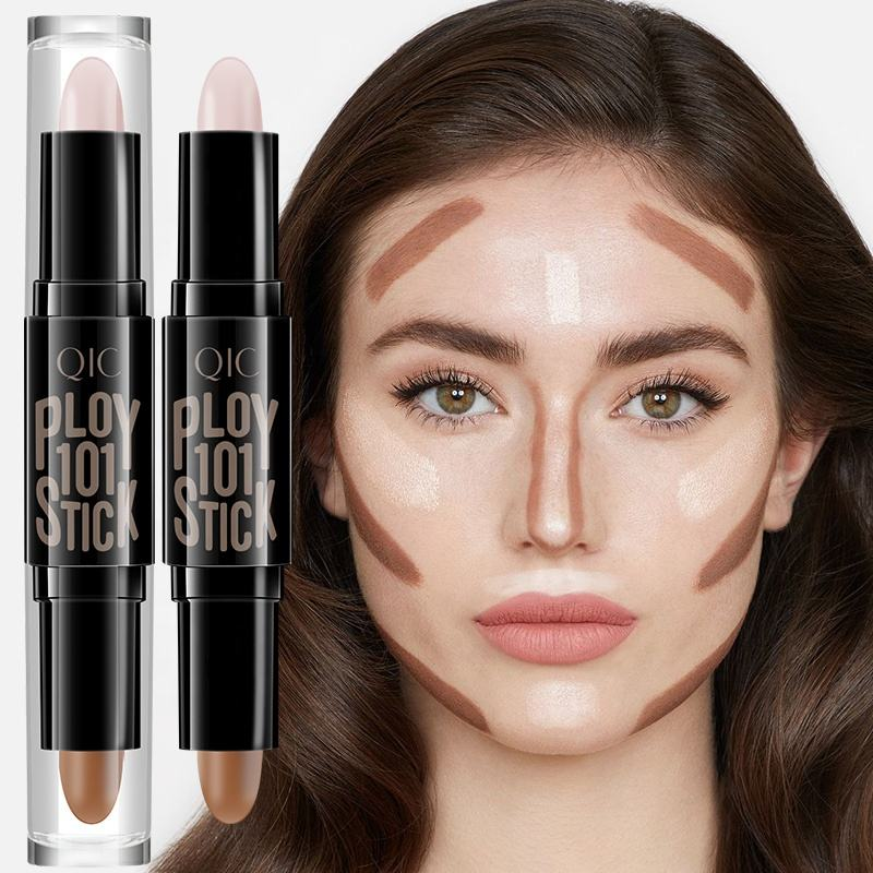 wholesale QIC face makeup concealer stick waterproof long wear concealer cover stick pencil oil control private label concealer