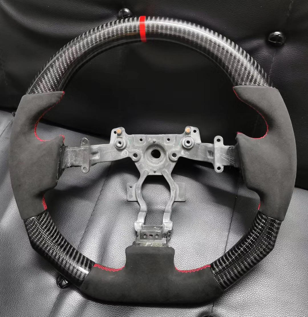 For Nissan GTR Modified Car Carbon Fiber Steering Wheel