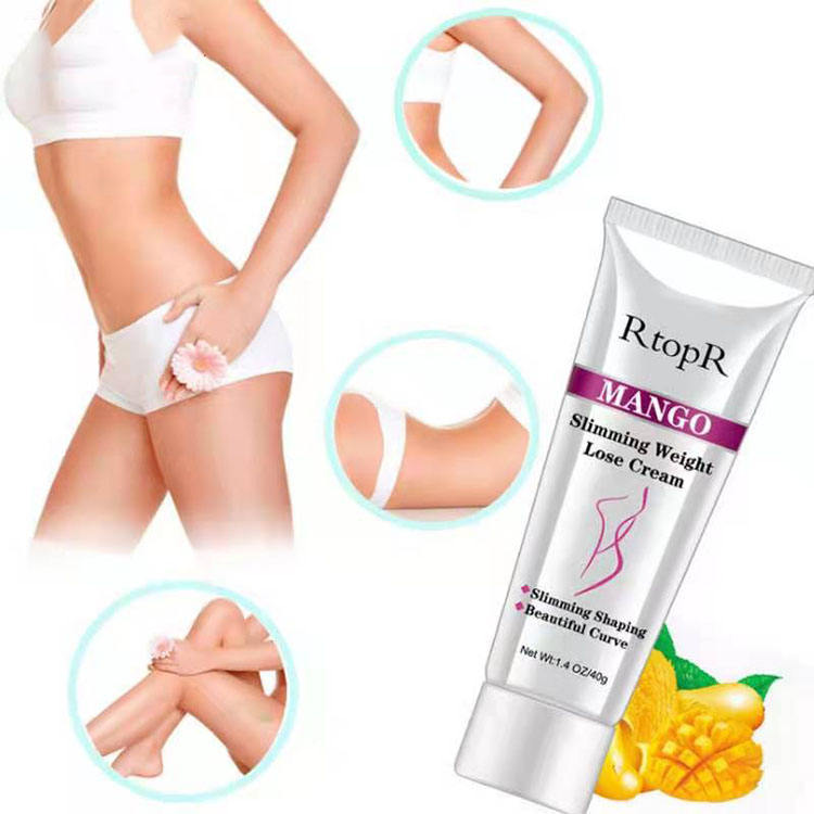 Factory Direct Price RtopR Brand Healthy Beauty Mango Slimming Weight Lose Cream