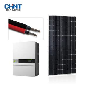 2000w photovoltaik power generation system 2kw auf grid solar system