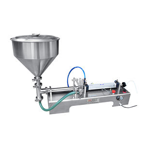 CE fully automatic vertical catchup sweet bean sauce bechamel tomato ketchup paste salad dressing packing machine