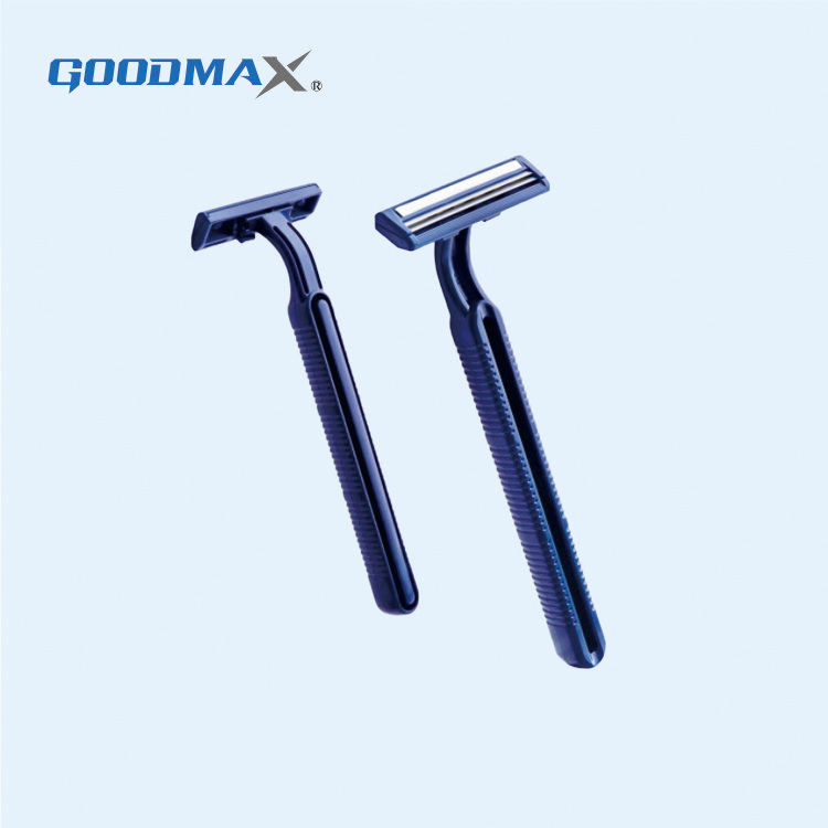Widely Use Disposable Men Twin Blade Shaving Razor For Beard Cleaning