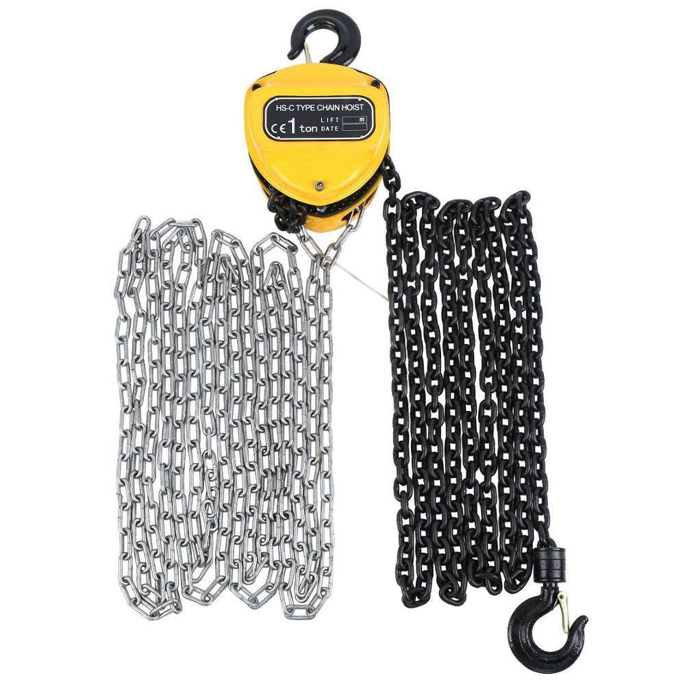 Pull Lift Manual Gear Lifting Hand Chain Hoist With G80 Chains