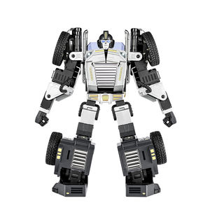 Best Selling Intelligent Humanoid Programmable and Convertible Transformming Robot Toy with remote control