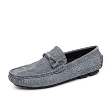 New style leather pigskin   loafer shoes for men,moccasin  men driving shoes