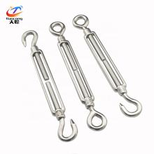 stainless steel 314 europe quality eye-eye type turnbuckle for electric power cable line
