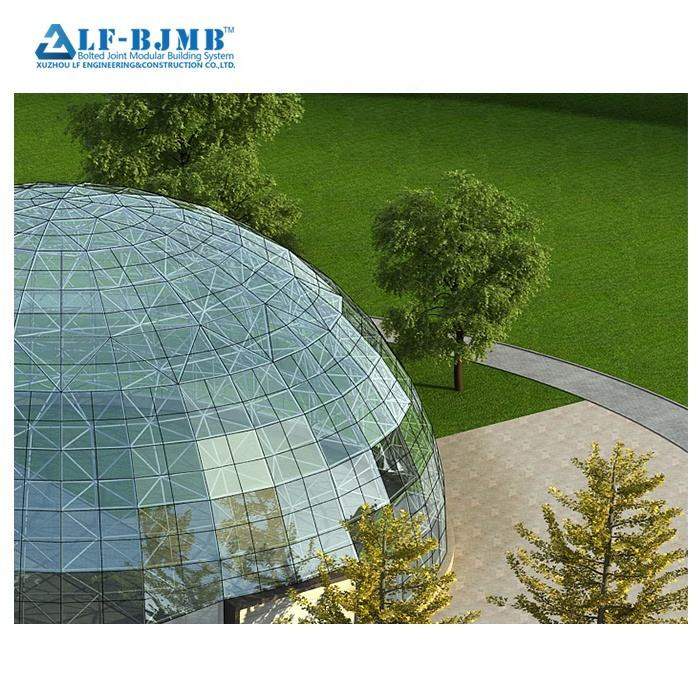Safety laminated tempered glass roof skylight systems